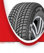 Зимни гуми MICHELIN 255/45 R20 105V TL Latitude Alpin LA2 XL