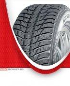 Зимни гуми NOKIAN 235/50 R18 101V TL Nokian W R SUV 3 XL