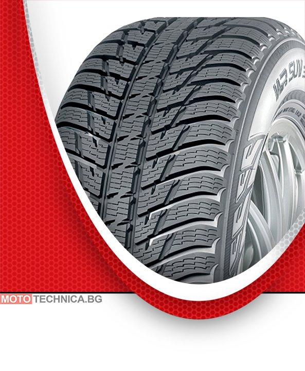 Зимни гуми NOKIAN 275/45 R21 110W TL Nokian W R SUV 3 XL