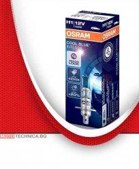 Крушки H1 12V 55W фар за мъгла OSRAM