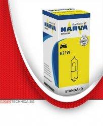 Крушки H21W 12V NARVA стоп светлини