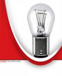 Крушки Hella P21W/4 12V две светлини