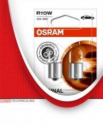 Крушки R10W 12V OSRAM Original