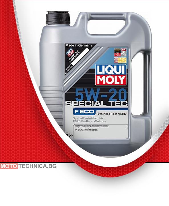LIQUI MOLY SPECIAL TEC F ECO 5W20 5L