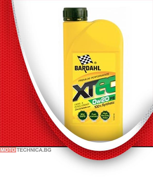 Bardahl XTEC 0W20 FE BAR36801
