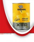 Bardahl XTR 39.67 C60 Racing 10W60 BAR-327039 1L