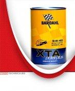 Масло Bardahl - XTA POLAR PLUS 5W40 1L
