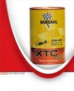 Масло Bardahl - XTC C60 0W40 1L