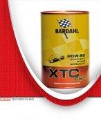 Масло Bardahl - XTC C60 20W50 1L