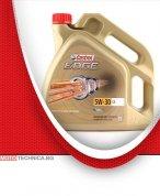 Масло CASTROL EDGE 5W-30 C3 4L