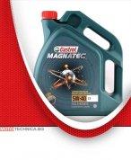 Масло CASTROL MAGNATEC 5W40 C3 5L