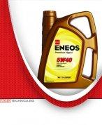 Масло ENEOS PREMIUM HYPER 5W40 4L