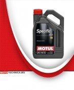 Масло MOTUL SPECIFIC 229.52 5W-30 5L
