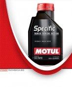 MOTUL SPECIFIC 506 01 / 506 00 / 503 00 0W30 1L