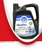 Mopar MaxPro 10W30 моторно масло 5L