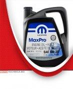 Mopar MaxPro Chrysler 5W30 - 68218921AB