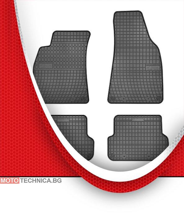 Стелки MAMMOOTH AUDI A4 2000-2004 B6, гумени, черни