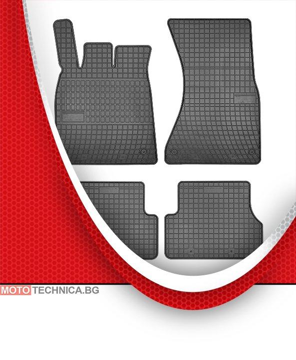 Стелки MAMMOOTH AUDI Q5 2008 8R, гумени, черни