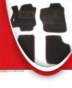 Стелки MAMMOOTH OPEL ASTRA 1998-2009 G, мокетни, черни