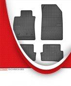 Стелки MAMMOOTH RENAULT CLIO 2005 BR0, гумени, черни