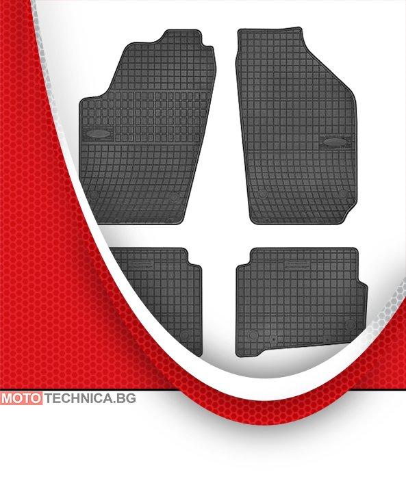 Стелки MAMMOOTH SEAT CORDOBA 2002-2009 6L2, гумени, черни
