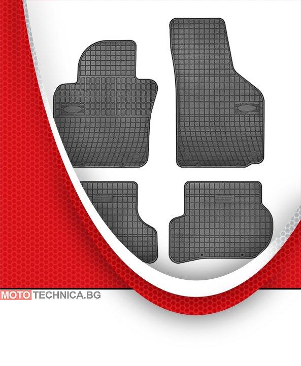 Стелки MAMMOOTH SEAT TOLEDO 2004-2009 5P2, гумени, черни
