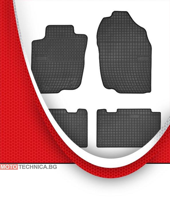 Стелки MAMMOOTH TOYOTA RAV4 2012 A4, гумени, черни