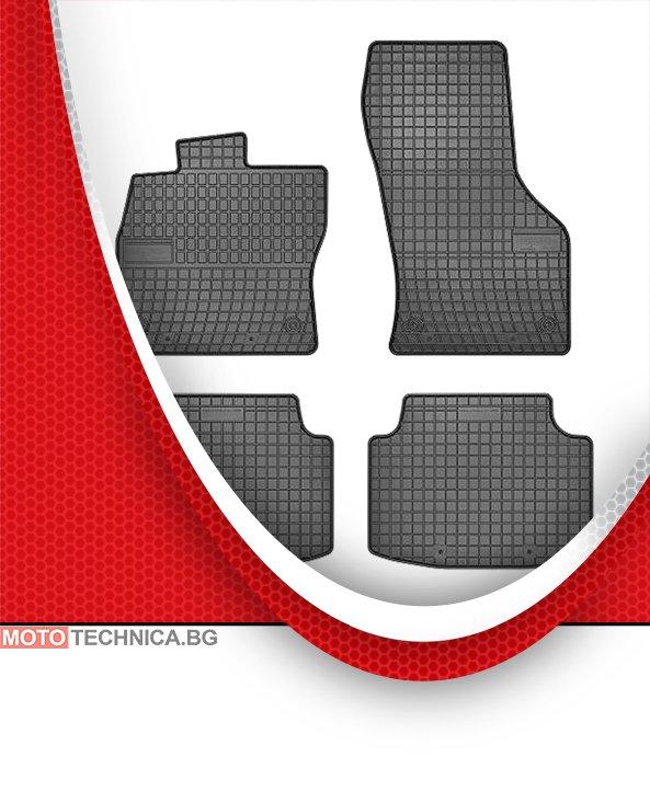 Стелки MAMMOOTH VW PASSAT 2014 3G2, гумени, черни