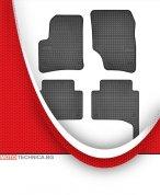 Стелки MAMMOOTH VW TOUAREG 2002-2010 7LA, гумени, черни