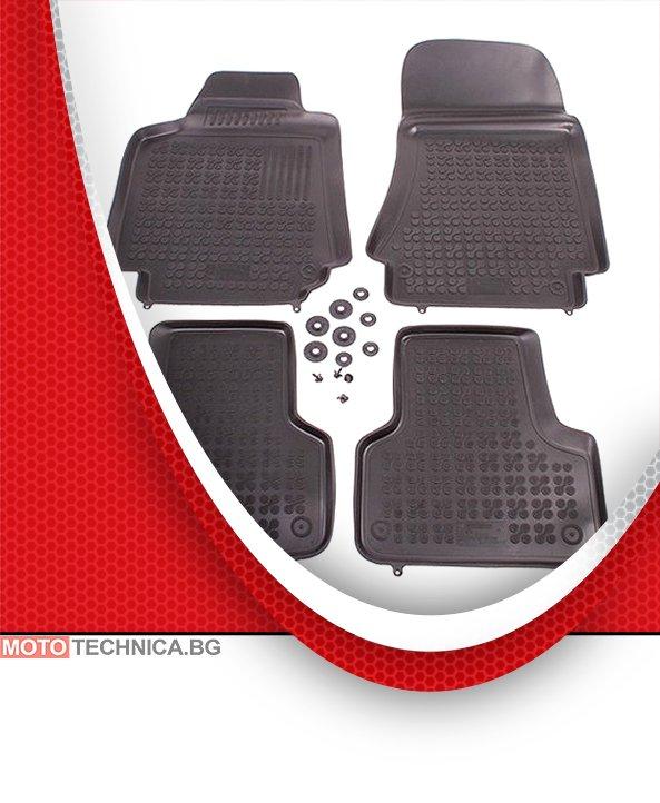 Стелки REZAW PLAST Alfa Romeo 159 2005-2013 939, гумени, черни