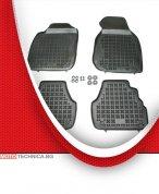 Стелки REZAW PLAST AUDI A6 1997-2005 C5, гумени, черни