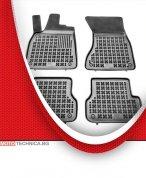 Стелки REZAW PLAST AUDI A7 2010+ 4GA, гумени, черни