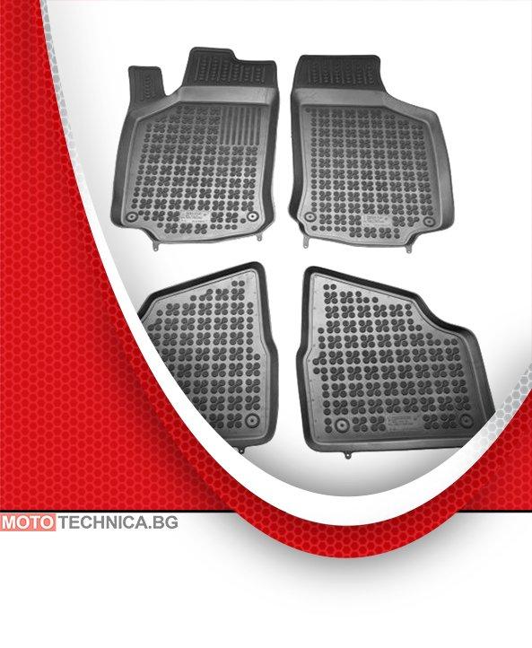 Стелки REZAW PLAST OPEL CORSA 2000-2009 X01, гумени, черни