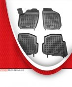 Стелки REZAW PLAST SEAT IBIZA 2002-2009 6L1, гумени, черни