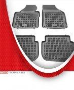 Стелки REZAW PLAST VW TOURAN 2003-2015 1T1, гумени, черни