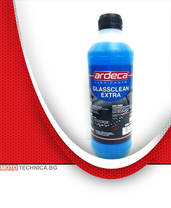 ARDECA GLASS CLEAN EXTRA ТЕЧНОСТ ЗА ЧИСТАЧКИ 70 1L